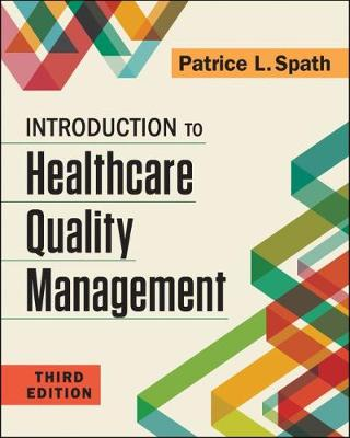9781567939859 - Introduction to Healthcare Quality Management