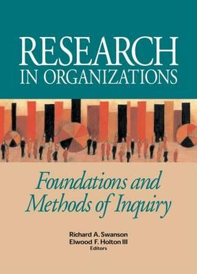 9781576753149 - Research in organizations