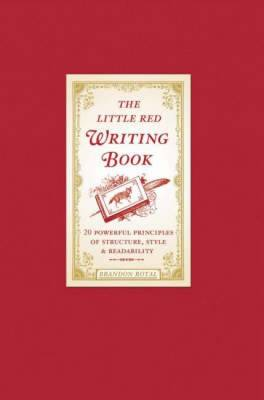 9781582975214 - The Little Red Writing Book