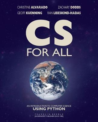9781590282908 - CS for all: An introduction to Computer Science Using Python