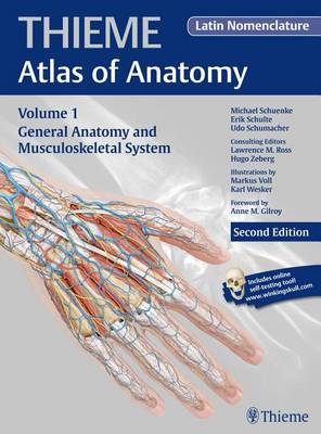 9781604069235 - General Anatomy and Musculoskeletal System (Latin Nomenclature Edition)