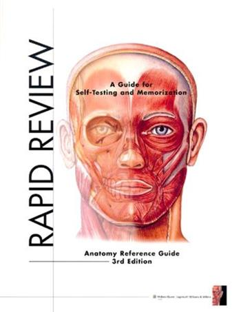 9781605471020 - Rapid review anatomy reference guide