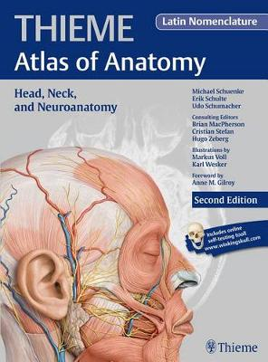 9781626231696 - Head, Neck, and Neuroanatomy (THIEME Atlas of Anatomy), Latin nomenclature