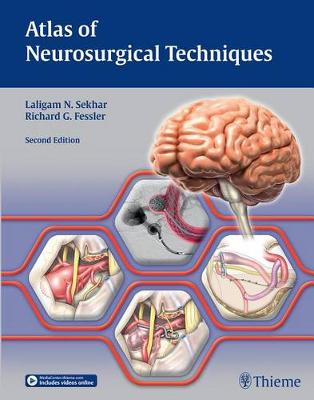 9781626233881 - Atlas of Neurosurgical Techniques. Brain