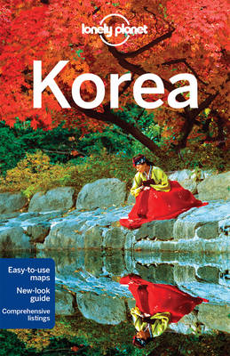 9781743215005 - Lonely Planet Korea
