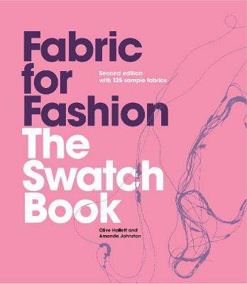 9781780672335 - Fabric for Fashion: The Swatch Book, with 125 Samples