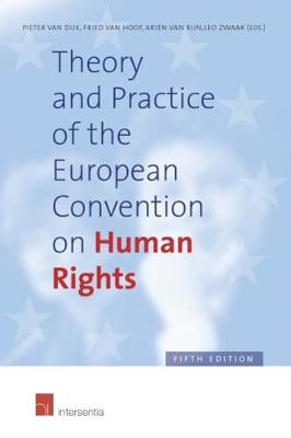 9781780684949 - Theory And Practice Of European Convention On Human Rights
