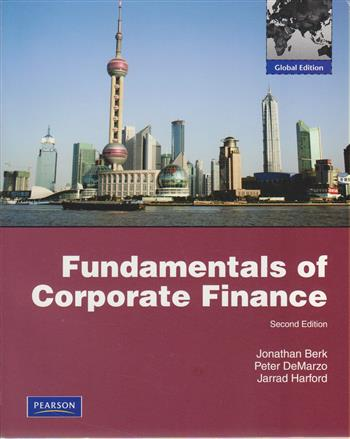 9781781341063 - Fundamentals of corporate finance
