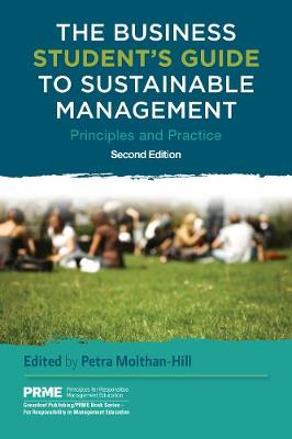 9781783533190 - The Business Student's Guide to Sustainable Management: Principles and Practice