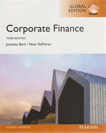 9781783992485 - CORPORATE FINANCE, 3rd. plus 2-year access code