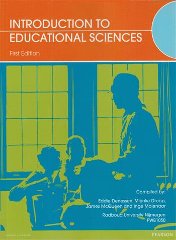 9781784348366 - Custom Introduction to Educational Sciences
