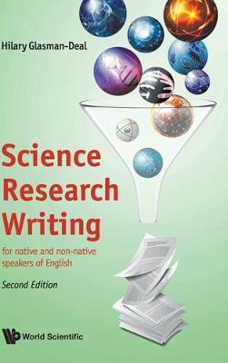 9781786347831 - Science Research Writing: For Native And Non-native Speakers Of English