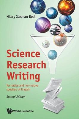 9781786347848 - Science Research Writing: For Native And Non-native Speakers Of English