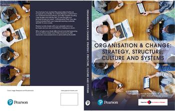 9781787642720 - Farrel en Zweedijk: Organisation, Change: strategy, structure, culture and systems