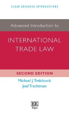 9781788971447 - Advanced Introduction to International Trade Law