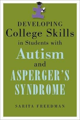 9781843109174 - Developing college skills in students with autism and asperger's syndrome