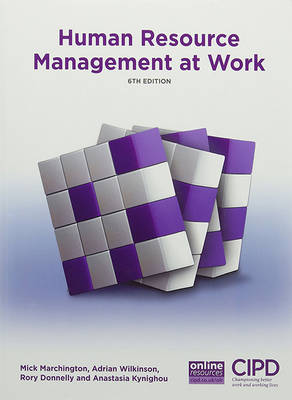9781843983712 - Human Resource Management At Work
