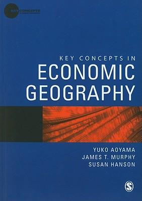 Key concepts in economic geography - Murphy, J.T.
