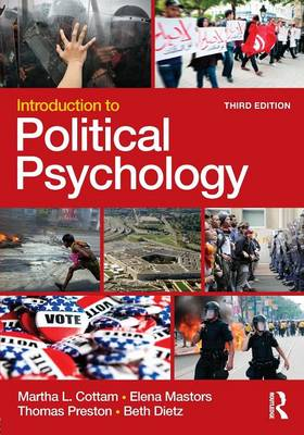 9781848726727 - Introduction to Political Psychology
