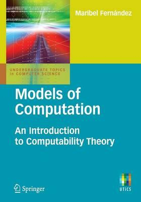 9781848824331 - Models of computation - an introduction to computability theory