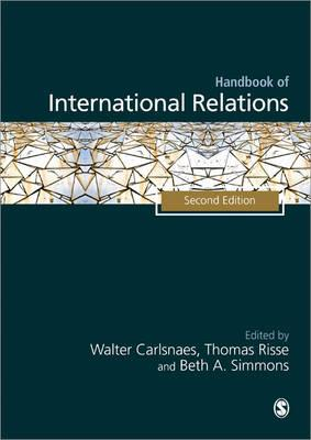 9781849201506 - Handbook of International Relations