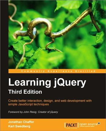 9781849516549 - Learning jquery