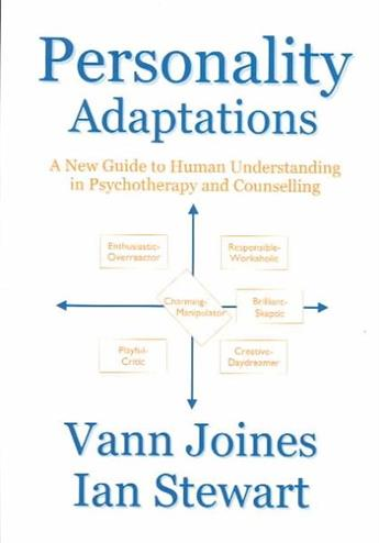 9781870244015 - Personality Adaptations: A New Guide to Human Understanding in Psychotherapy and Counselling