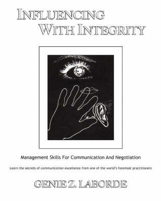 9781899836017 - Influencing with Integrity