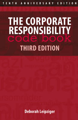 9781907643941 - The Corporate Responsilibility Code Book