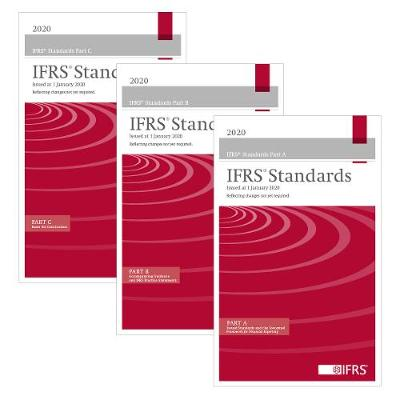 9781911629467 - IFRS Standards 2020 (Red Book Bound 3 volume)