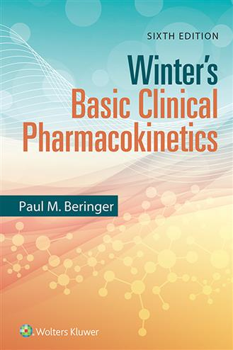9781975101701 - Winter's Basic Clinical Pharmacokinetics