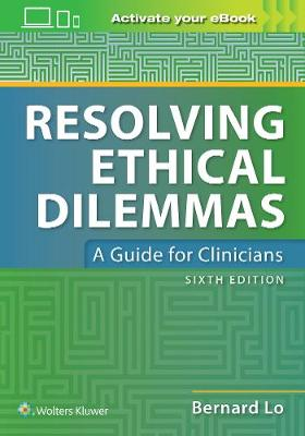 9781975103545 - Resolving Ethical Dilemmas