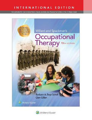 9781975107604 - Willard and Spackman's Occupational Therapy