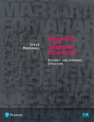 9782761395175 - Grammar for Academic Purposes Book + My eLab + eText