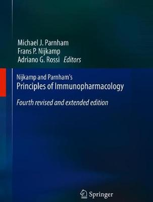 9783030108090 - Nijkamp and Parnham's Principles of Immunopharmacology