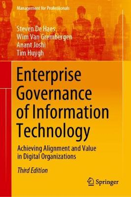 9783030259174 - Enterprise Governance of Information Technology: Achieving Alignment and Value in Digital Organizations