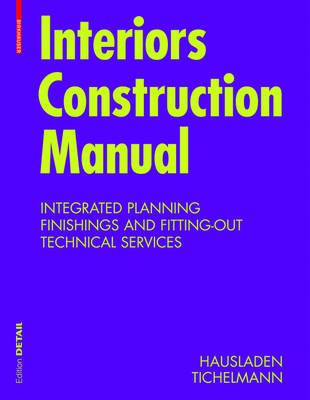 9783034602846 - Interior Construction Manual