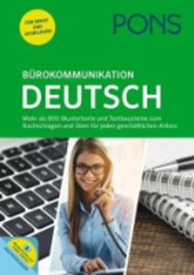 9783125629080 - PONS Burokommunikation Deutsch Buch + Download