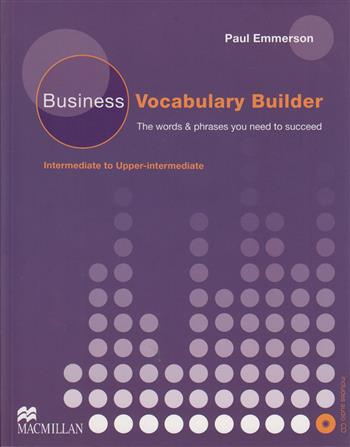9783190327225 - Business Vocabulary Builder, w. Audio-CD
