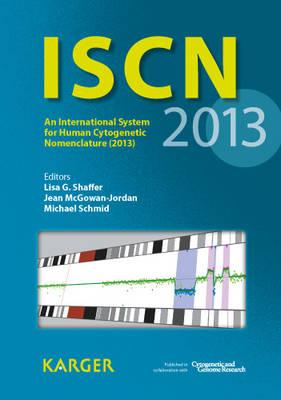9783318022537 - Iscn 2013: an international system for human cytogenetic nomenclature (2013)