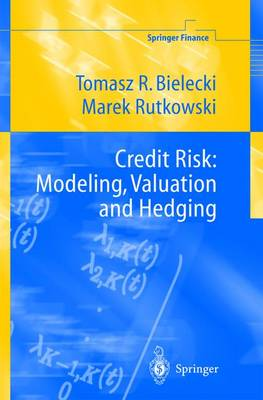 9783642087073 - Credit Risk: Modeling, Valuation and Hedging