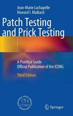 9783642254918 - Patch testing and prick testing