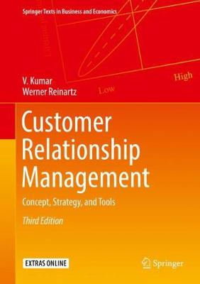 9783662553800 - Customer Relationship Management