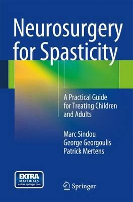 9783709117705 - Neurosurgery for Spasticity