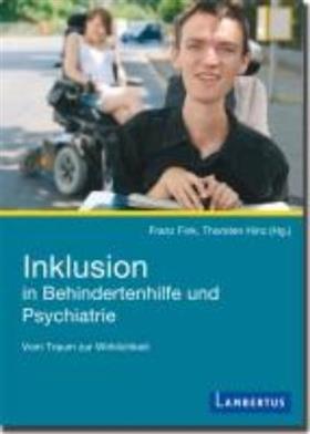 Inklusion in Behindertenhilfe und Psychiatrie