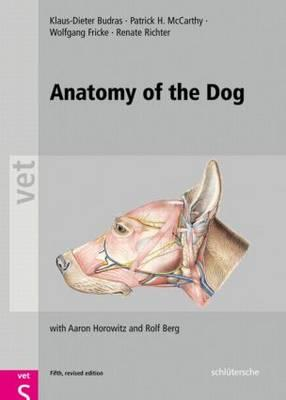 9783899930184 - Anatomy of the dog