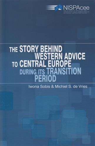 9788089013456 - The story behind western advice to central europe during its transition period