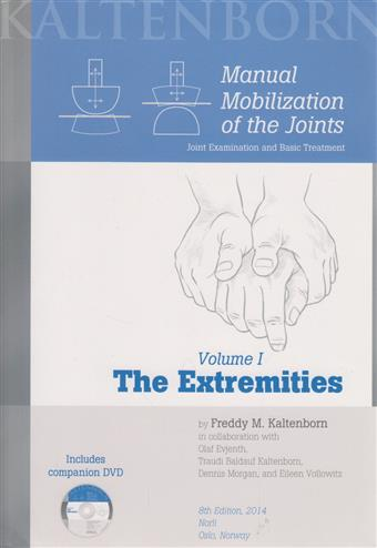 9788270542017 - Manual Mobilization of the Joints, Vol I: The Extremities w/DVD