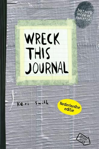 9789000363841 - Wreck this journal
