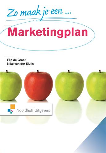 9789001303938 - Zo maak je een marketingplan
